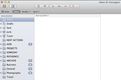 Organise Your Inbox