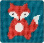 Fox Tapestry Kit