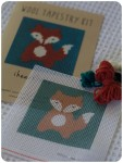 Fox tapestry kit