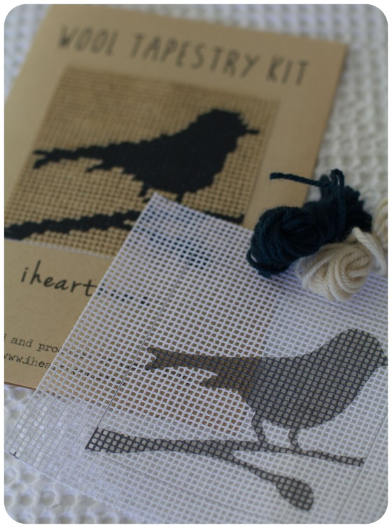 DIY Tapestry Needlepoint Kit